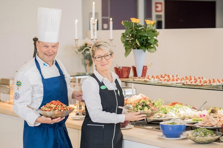 Tolppa Ravintolat Oy:n Pekka ja Heini Tolppa UKK-instituutti
