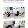 Työmiehen liikunta, lomakkeen kuvituskuva.