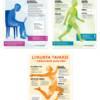 liikkumattomuuden ja liikunnan vaikutukset -julisteiden kuvituskuvat.