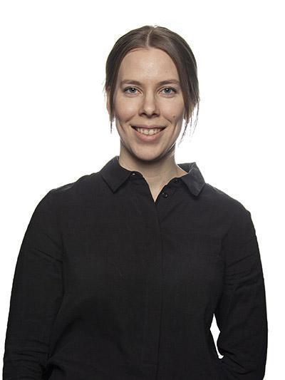 Lähikuva Heidi Jarskeesta.