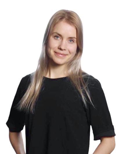 Lähikuva Emma Siippaisesta.